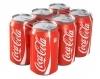 6 x Coca Cola